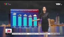 Bản tin thời tiết 18h45 - 23/9/2018