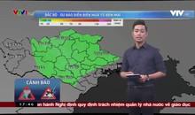 Bản tin thời tiết 18h - 25/9/2018