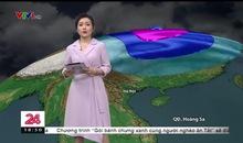 Bản tin thời tiết 18h45 - 20/01/2019