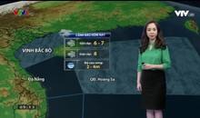 Bản tin thời tiết 9h10 - 21/01/2019