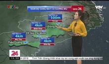 Bản tin thời tiết 18h45 - 22/10/2019