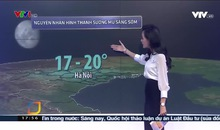 Bản tin thời tiết 18h - 15/11/2019