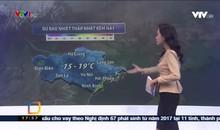 Bản tin thời tiết 18h - 19/11/2019