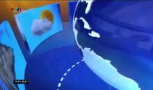 Bản tin thời tiết 19h45 - 10/12/2019