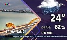 Bản tin thời tiết 18h - 10/12/2019