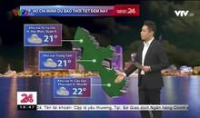 Bản tin thời tiết 18h45 - 05/12/2019