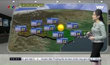 Bản tin thời tiết 12h30 - 09/12/2019