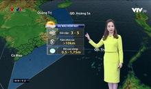 Bản tin thời tiết 9h10 - 20/02/2019