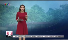 Bản tin thời tiết 11h30 - 22/02/2019