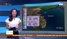Bản tin thời tiết 6h15 - 21/4/2019