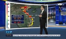 Bản tin thời tiết 19h45 - 24/4/2019