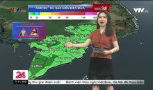 Bản tin thời tiết 11h30 - 23/5/2019