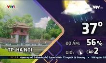 Bản tin thời tiết 18h - 25/5/2019