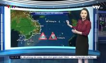 Bản tin thời tiết 12h30 - 17/6/2019