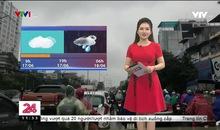 Bản tin thời tiết 11h30 - 18/6/2019