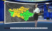 Bản tin thời tiết 19h45 - 18/6/2019