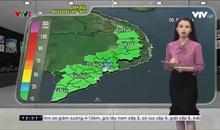Bản tin thời tiết 12h30 - 15/7/2019