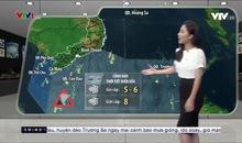 Bản tin thời tiết 19h45 - 15/7/2019