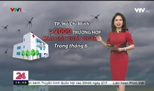 Bản tin thời tiết 18h45 - 19/7/2019