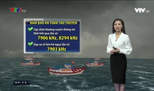 Bản tin thời tiết 9h10 - 20/8/2019