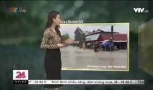 Bản tin thời tiết 11h30 - 15/9/2019
