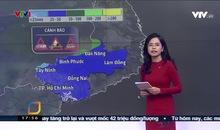 Bản tin thời tiết 18h - 16/9/2019
