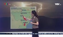 Bản tin thời tiết 18h - 18/9/2019