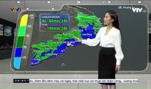 Bản tin thời tiết 19h45 - 18/9/2019