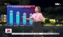 Bản tin thời tiết 18h45 - 20/9/2019