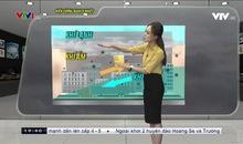 Bản tin thời tiết 19h45 - 20/9/2019