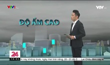 Bản tin thời tiết 18h45 - 21/9/2019