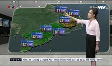 Bản tin thời tiết 12h30 - 23/9/2019