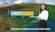 Bản tin thời tiết 19h45 - 20/01/2020