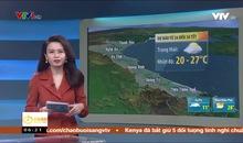 Bản tin thời tiết 6h15 - 20/01/2020