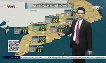Bản tin thời tiết 19h45 - 27/01/2020