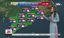 Bản tin thời tiết 11h30 - 28/01/2020