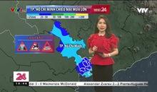 Bản tin thời tiết 18h45 - 01/10/2020