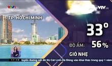 Bản tin thời tiết 18h - 29/10/2020