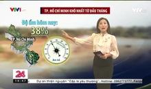 Bản tin thời tiết 18h45 - 25/11/2020