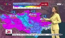 Bản tin thời tiết 18h45 - 04/12/2020