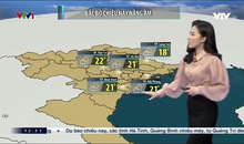 Bản tin thời tiết 12h30 - 18/02/2020