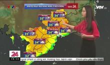 Bản tin thời tiết 18h45 - 28/3/2020