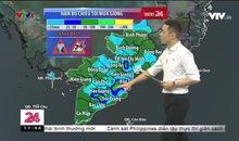 Bản tin thời tiết 11h30 - 267/5/2020