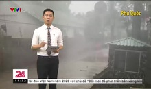 Bản tin thời tiết 11h30 - 06/6/2020