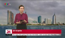 Bản tin thời tiết 11h30 - 03/7/2020