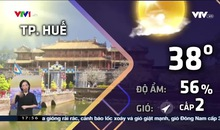 Bản tin thời tiết 18h - 07/7/2020