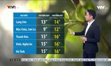 Bản tin thời tiết 12h30 - 19/01/2021