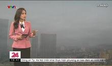 Bản tin thời tiết 18h45 - 20/01/2021
