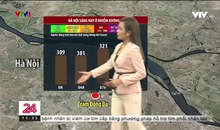 Bản tin thời tiết 11h30 - 21/01/2021