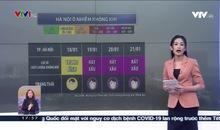 Bản tin thời tiết 18h - 21/01/2021
